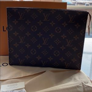 Louis Vuitton toiletry pouch 19